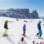2019 Familie Skifahren Helmuth Rier