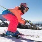 2019 Kind Skifahren Winter Hemuth Rier
