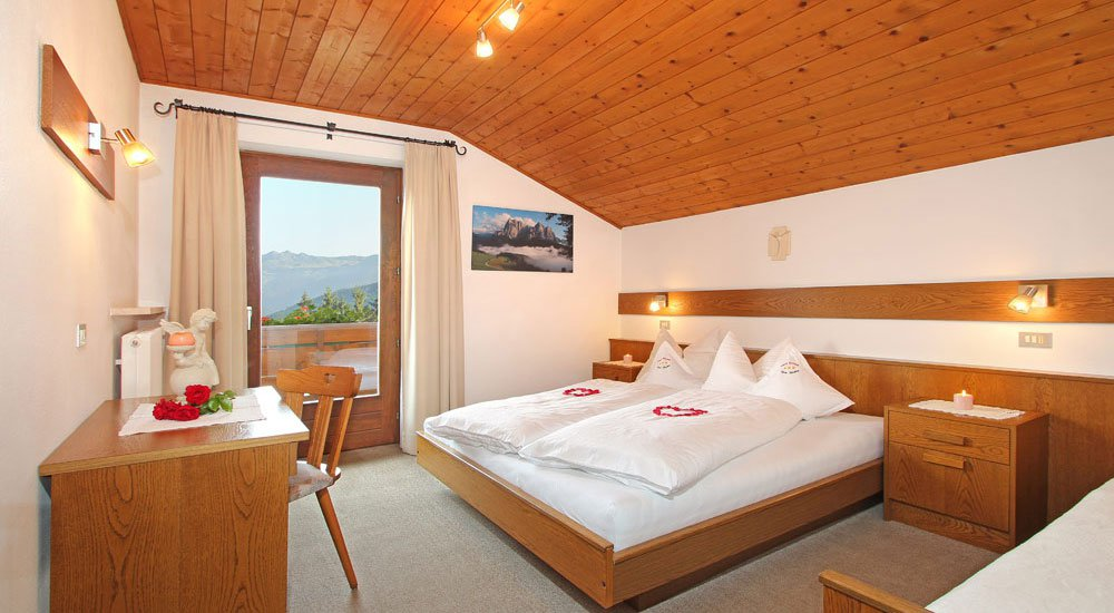 Your comfortable accommodation in Kastelruth