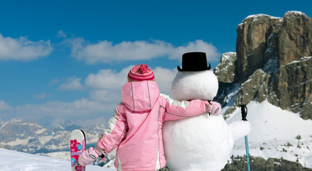 Enjoy winter in Kastelruth with your whole family